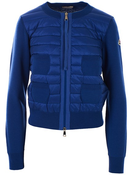 MONCLER BLUETTE TRICOT SWEATER