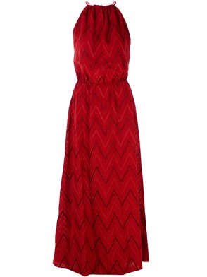 M MISSONI - RED DRESS