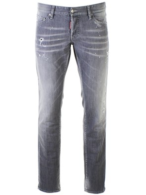 DSQUARED2 - GREY JEANS