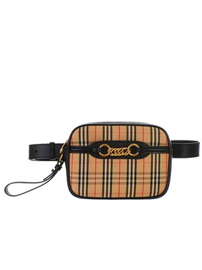 BURBERRY - MARSUPIO CHECK