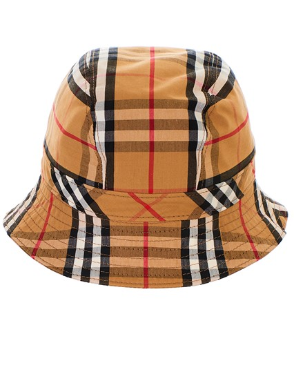 BURBERRY ANTIQUE YELLOW HAT