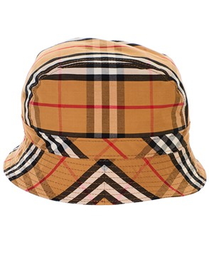 BURBERRY - ANTIQUE YELLOW HAT