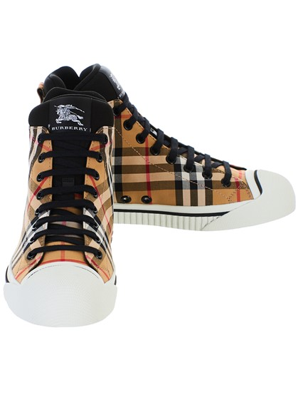 BURBERRY KILBOURNE SNEAKERS