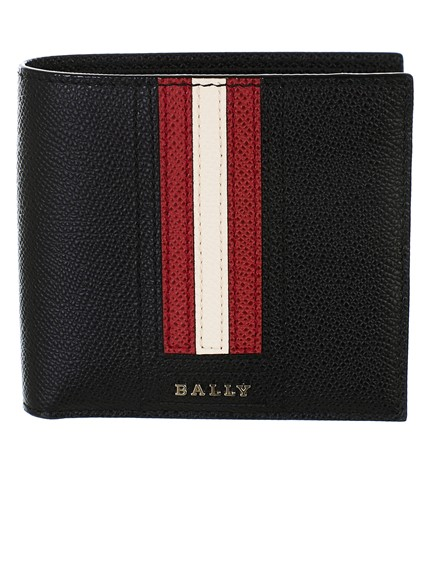 BALLY BLACK WALLET