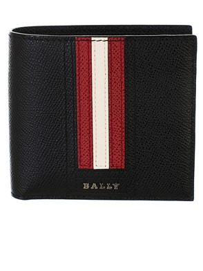 BALLY - BLACK WALLET