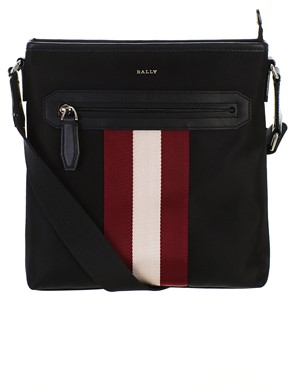 BALLY - PIATTINA CARRYOVER NERO