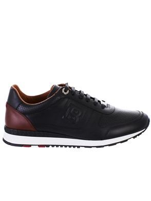 BALLY - BLACK SNEAKERS
