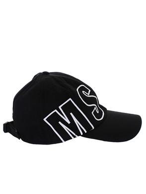 MSGM - BLACK CAP