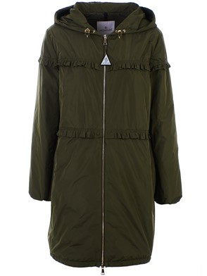 MONCLER - GREEN LUXEMBOURG PARKA