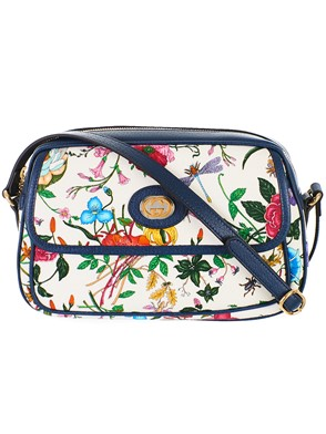 GUCCI - MULTICOLOR FLORA BAG