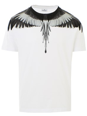 MARCELO BURLON COUNTY OF MILAN - WHITE WINGS T-SHIRT
