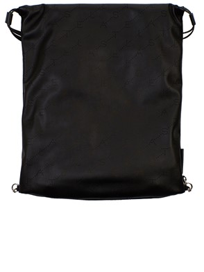 STELLA MC CARTNEY - BLACK BUCKET BAG