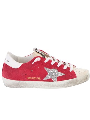 GOLDEN GOOSE DELUXE BRAND - SNEAKER SUPERSTAR CORALLO