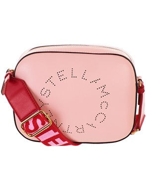 STELLA McCARTNEY - PINK CAMERA BAG