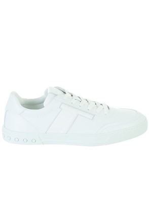 TOD'S - WHITE SNEAKERS