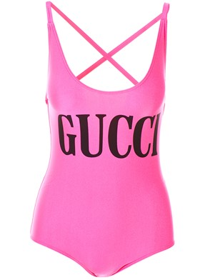 GUCCI - PINK SWIMSUIT