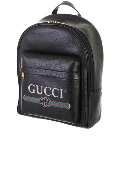 gucci BLACK BACKPACK available on lungolivigno.com - 28275 1e8db76ed1b6c