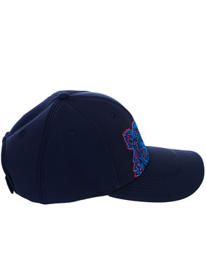 KENZO - BLUE LOGO BASEBALL HAT