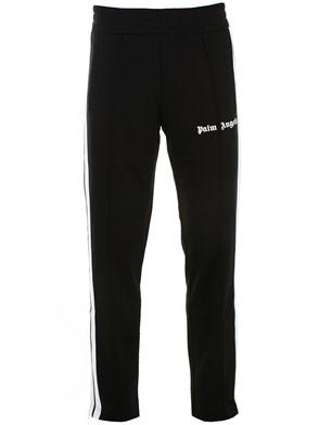 PALM ANGELS - BLACK CLASSIC TRACK PANTS