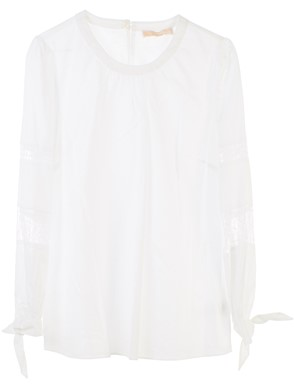 MICHAEL KORS - WHITE SHIRT