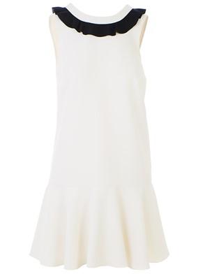 REDVALENTINO - WHITE DRESS