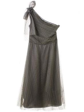 REDVALENTINO - GREY DRESS
