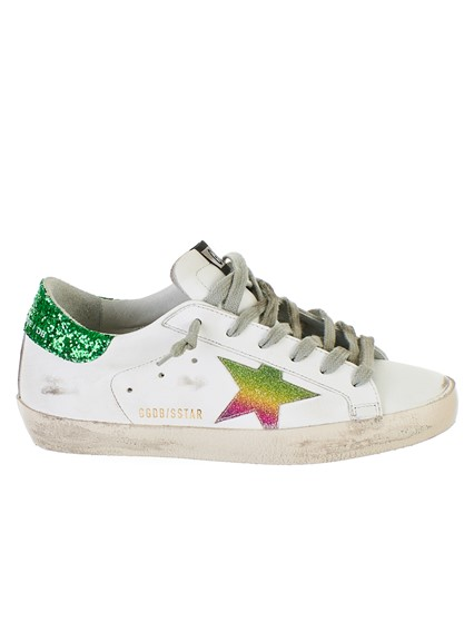 a205e053479a golden goose deluxe brand WHITE SUPERSTAR SNEAKERS available on ...
