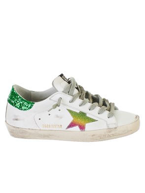 GOLDEN GOOSE DELUXE BRAND -  laterale
