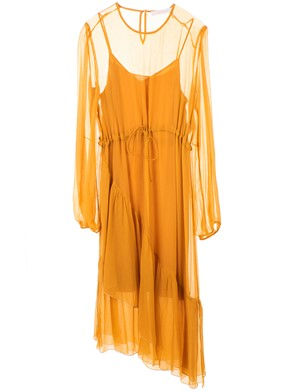 SEE BY CHLOE' - OCHRE DRESS
