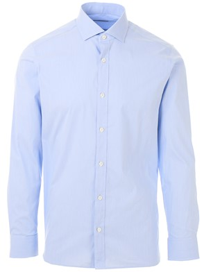 Z ZEGNA - LIGHT BLUE SHIRT