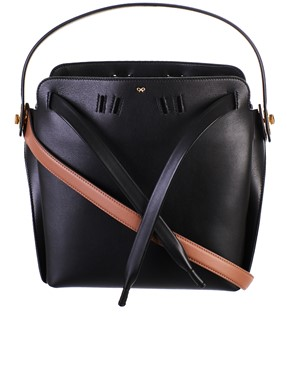 ANYA HINDMARCH - BLACK BAG