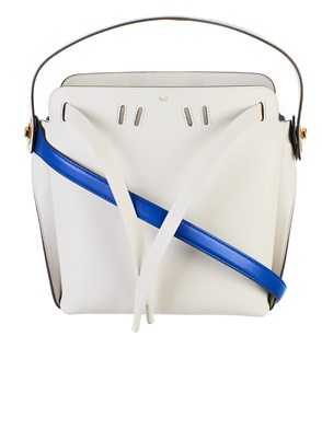 ANYA HINDMARCH - WHITE BAG