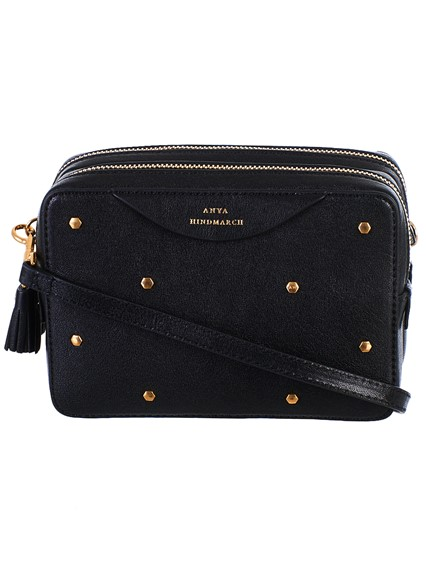 6372a44e8f anya hindmarch BLACK BAG available on lungolivigno.com - 28486