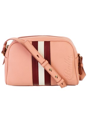 BALLY - PINK MELROSE BAG