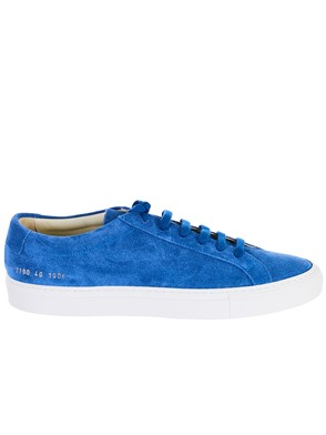COMMON PROJECTS - SNEAKER ACHILLES BLU