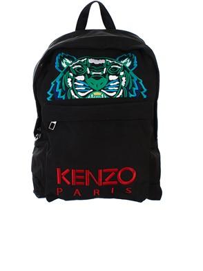 KENZO - BLACK BACKPACK