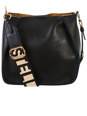 STELLA MC CARTNEY - BORSA CROSSBODY NERA