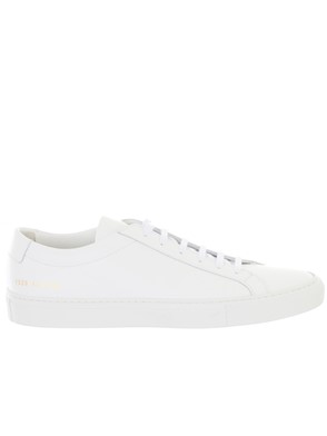 COMMON PROJECTS - WHITE ACHILLES SNEAKERS