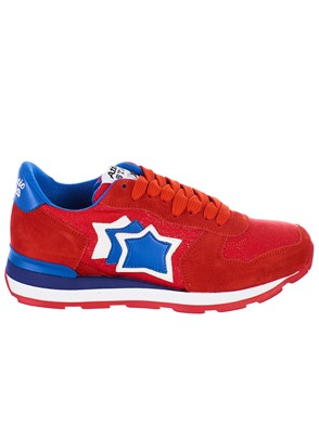 ATLANTIC STAR - SNEAKER VEGA ROSSA