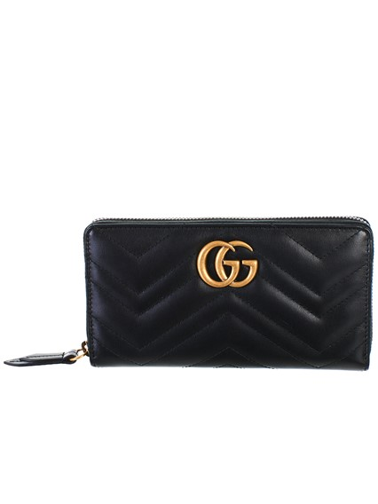 4d88e0f5a021f3 ... gucci black gg marmont wallet available on lungolivigno com 28590 ...
