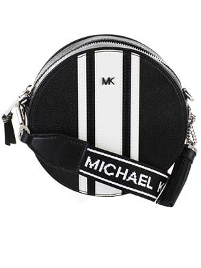 MICHAEL MICHAEL KORS - BLACK CROSSBODY SMALL BAG