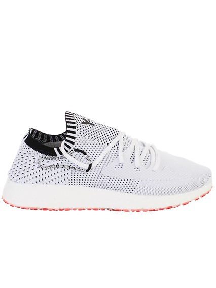 2930bcae2 y-3 WHITE RAITO RACER SNEAKERS available on lungolivigno.com - 28613