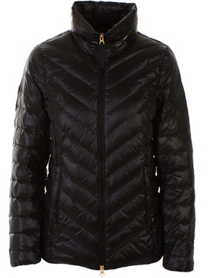 WOOLRICH - BLACK CLARION DOWN JACKET