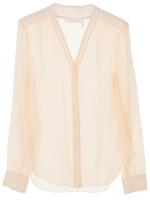SEE BY CHLOE' - MILK-COLORED SHIRT
