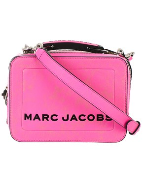 MARC JACOBS - BORSA THE BOX 20 VINTAGE ROSA