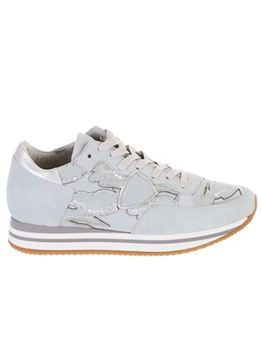 PHILIPPE MODEL - LIGHT BLUE TROPEZ SNEAKERS