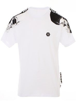 PHILIPP PLEIN - WHITE T-SHIRT
