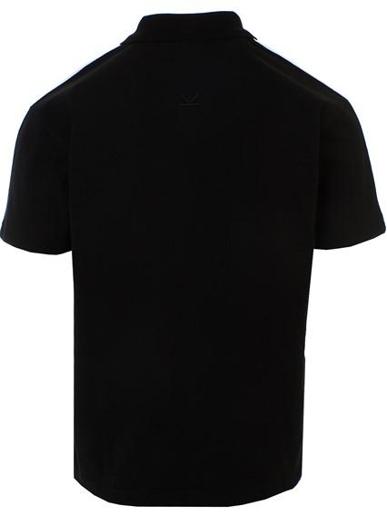 f843c816 kenzo BLACK POLO SHIRT available on lungolivigno.com - 28720