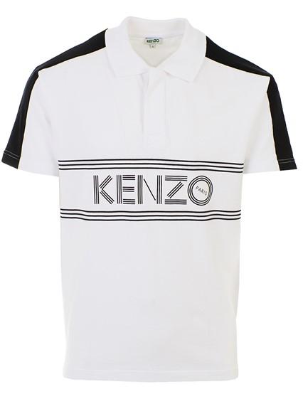 110bdb63 kenzo BLACK POLO SHIRT available on lungolivigno.com - 28721