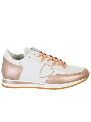 PHILIPPE MODEL - WHITE TROPEZ SNEAKERS